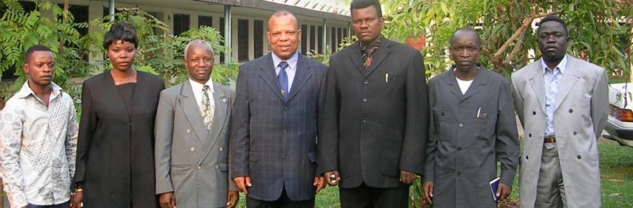 Bureau de UNIC Kinshasa Octobre 2005