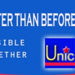 Building a country better than before - Together, YES WE CAN
